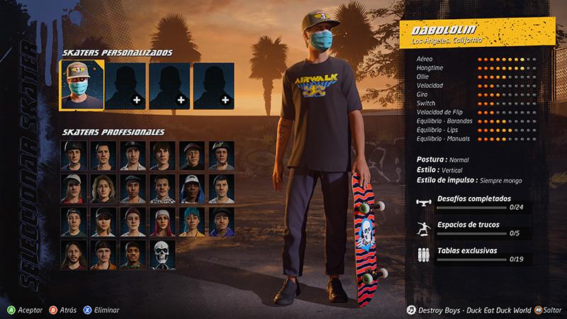 Reseña: Tony Hawk's Pro Skater 1 and 2; el mejor remaster