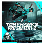 Tony Hawks Pro Skater 1 and 2 box