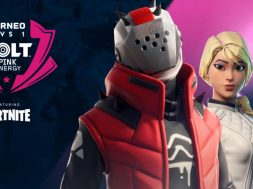 Torneo Fortnite 1vs1 VOLT PINK Energy
