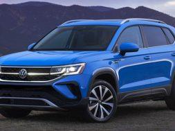 Volkswagen Taos 2021 Mexico