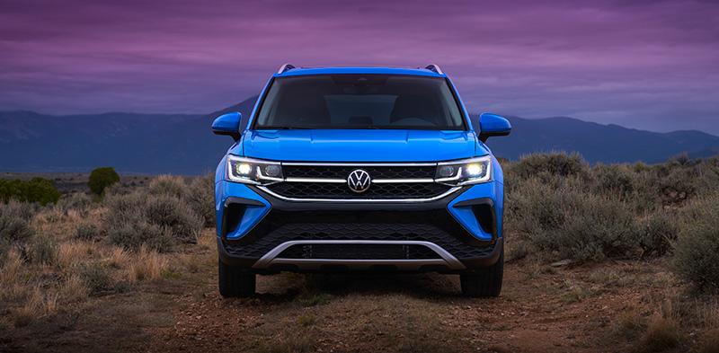 Volkswagen Taos 2021 Mexico disponibilidad