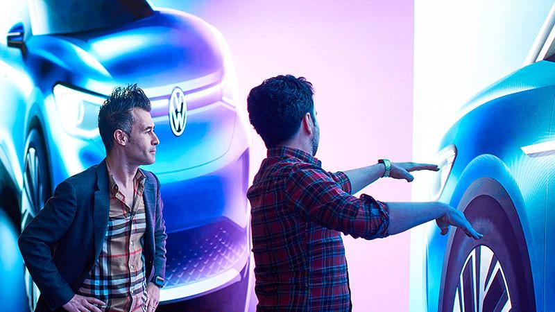 Volkswagen herramientas digitales colaboracion