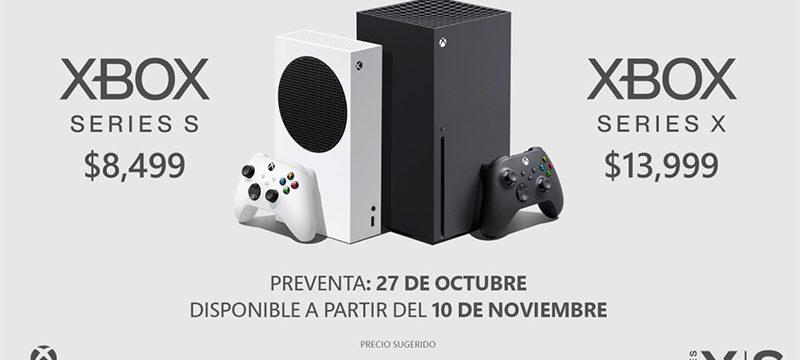 Xbox Series X preventa