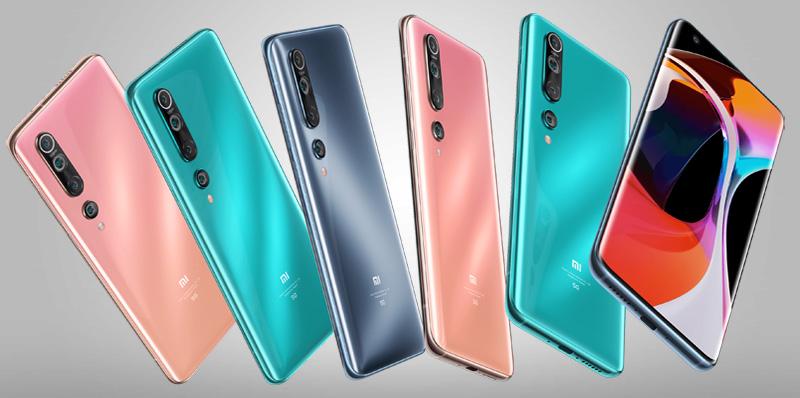 Checa el precio y especificaciones de Xiaomi Mi 10 en México