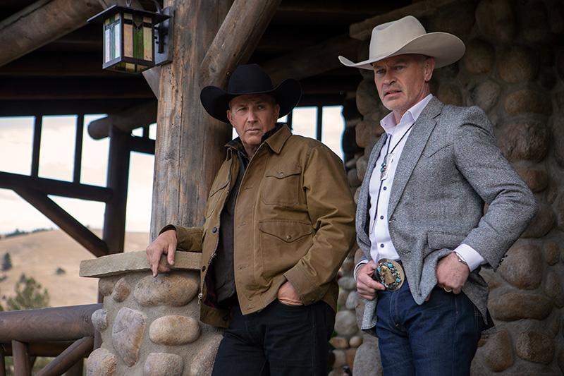 Yellowstone Temporada 2 estreno
