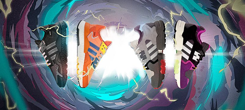 adidas Ninja Chase the Spark Mexico
