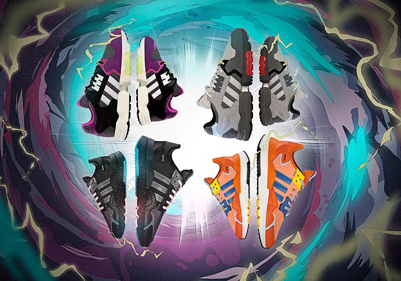 adidas Ninja Chase the Spark