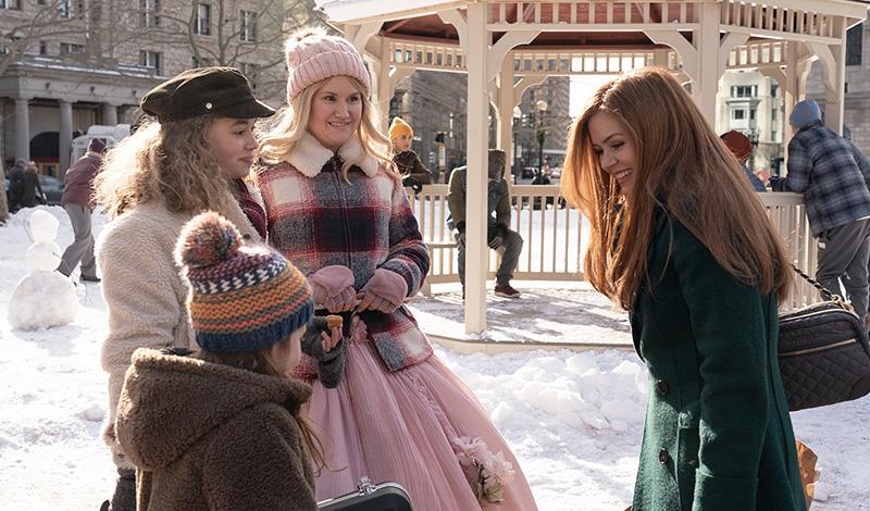 Amadrinhada se estrena en Disney+ el próximo 4 de diciembre