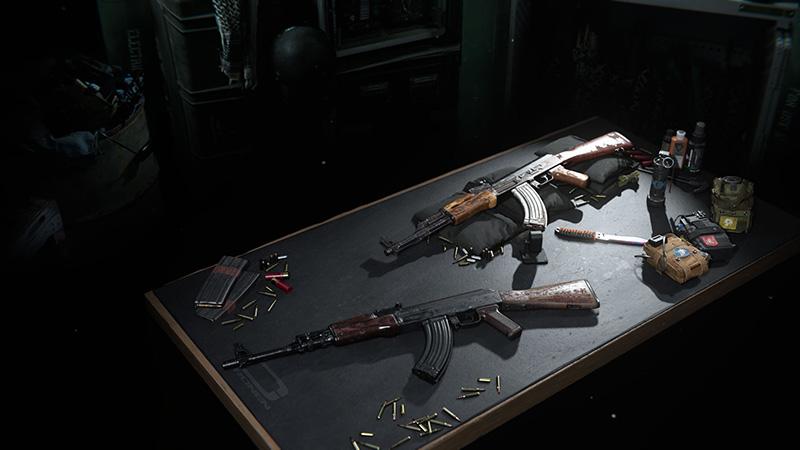 Armas Nuevos Call of Duty