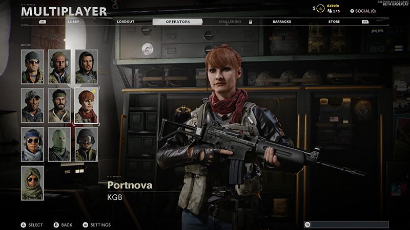 Esto ofreció la Beta de Call of Duty: Black Ops Cold War