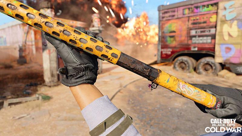 Black Ops Cold War Nuketown Bundle