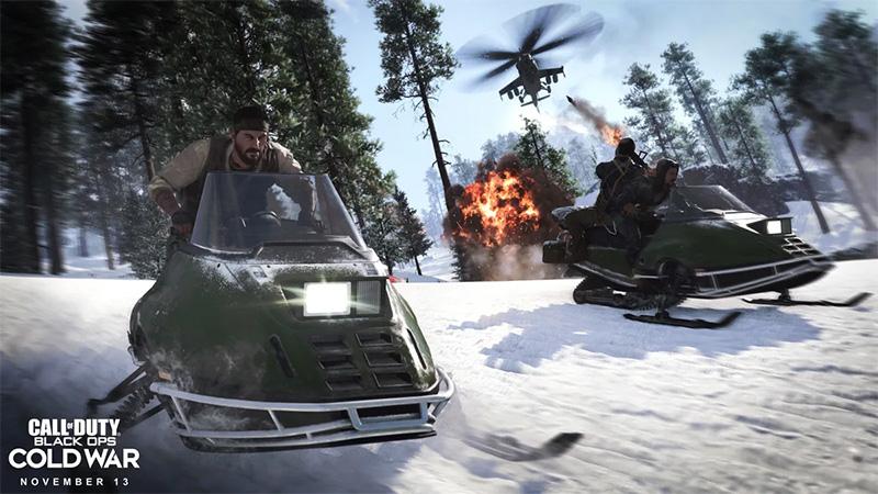 Black Ops Cold War multijugador