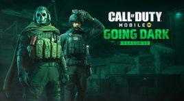 Going Dark la nueva Temporada 12 de Call of Duty: Mobile
