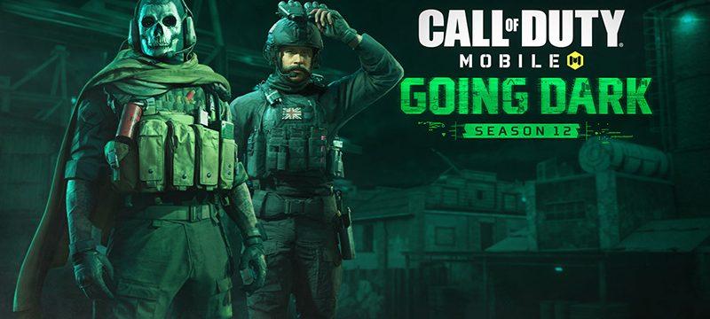 Call of Duty Mobile Going Dark