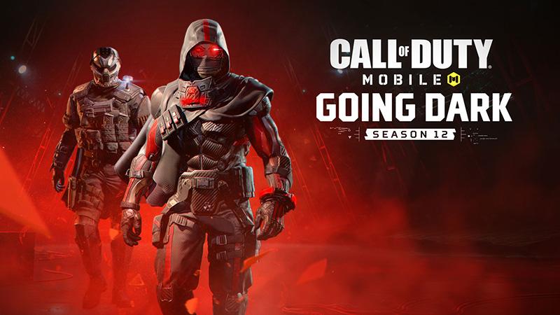 Call of Duty Mobile Going Dark Temporada 12