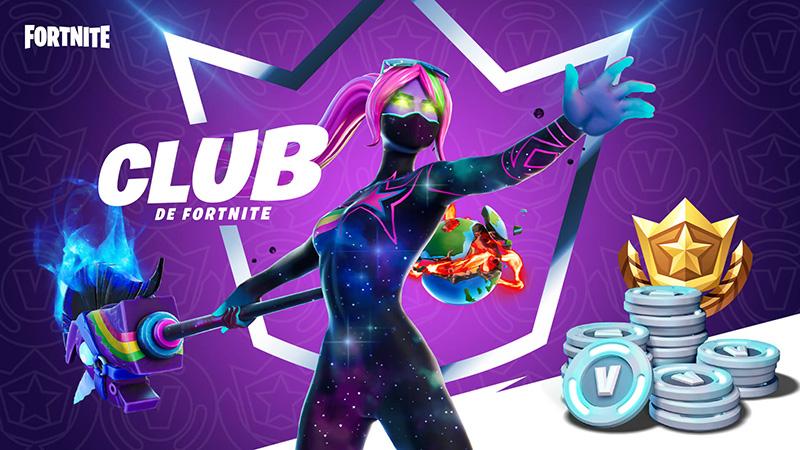 Club Fortnite Precio Mexico