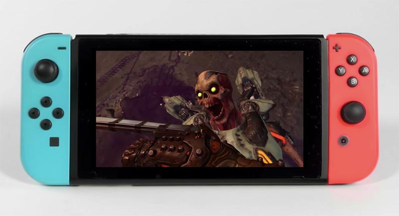 DOOM Eternal llegará a Nintendo Switch el 8 de diciembre de 2020