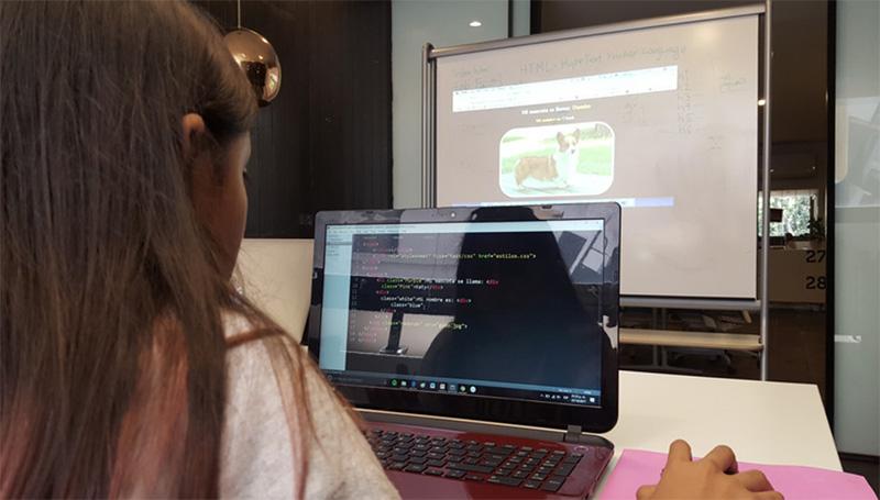 DeKids permite a los niños crear el futuro tecnológico en México