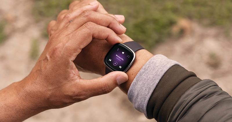 Fitbit Sense actualizacion 5