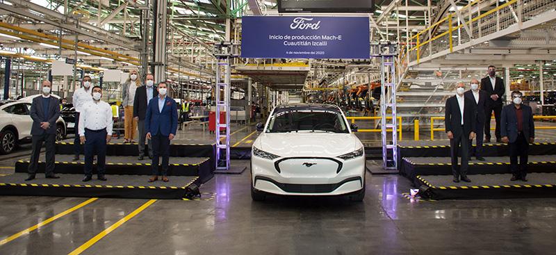 Ford Mach-E Izcalli Mexico