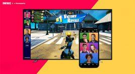 ¿Cómo activar el videochat en las partidas de Fortnite?