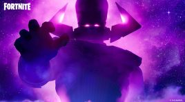 Esta es la hora para disfrutar de la batalla contra Galactus en Fortnite