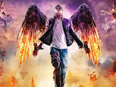 Games with Gold Saints Row Gat out of Hell