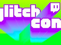 GlitchCon logo