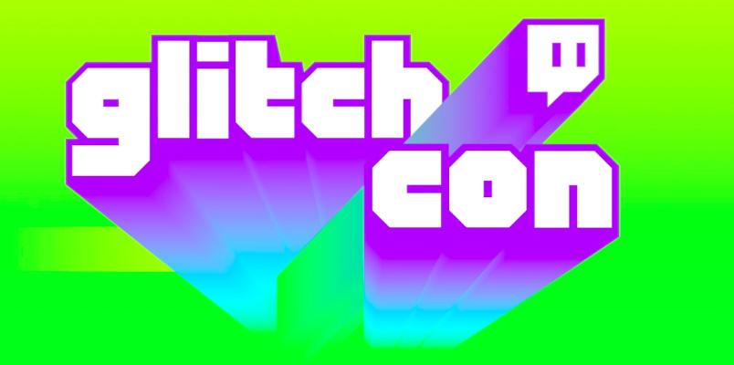 TwitchCon ahora es GlitchCon y se celebra el 14 de noviembre
