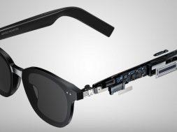 HUAWEI × GENTLE MONSTER Eyewear II tecnologia