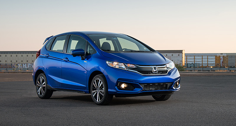 Honda Fit Final Edition lado