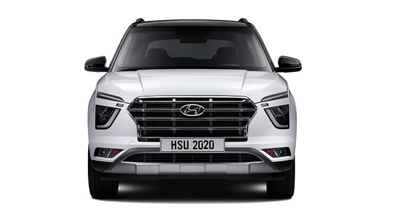 Hyundai Creta 2021 frontal