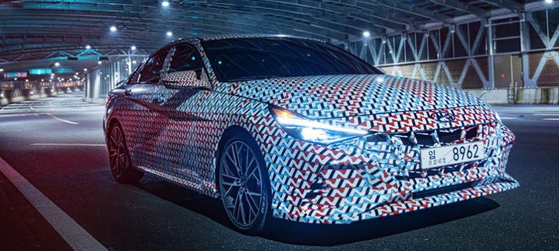 Hyundai Elantra N 2021