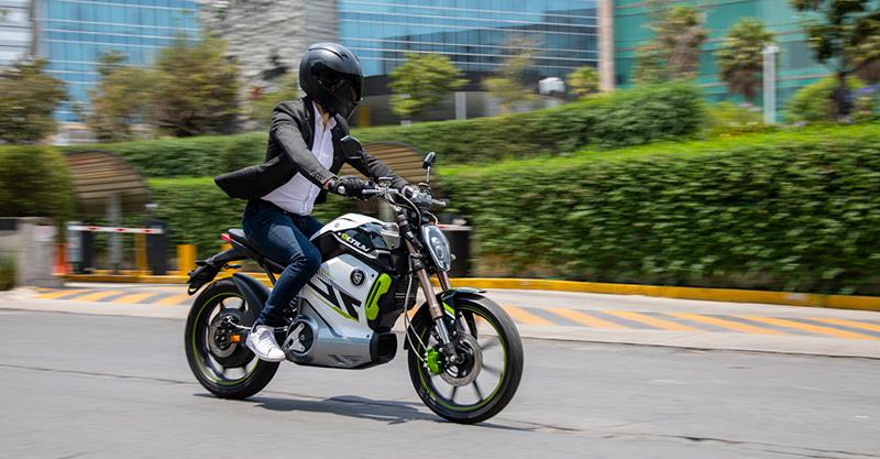 Voltium Gravity; la nueva motocicleta eléctrica de ITALIKA