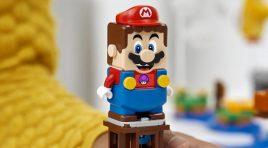 En enero 2021, se lanzarán nuevos sets para LEGO Super Mario
