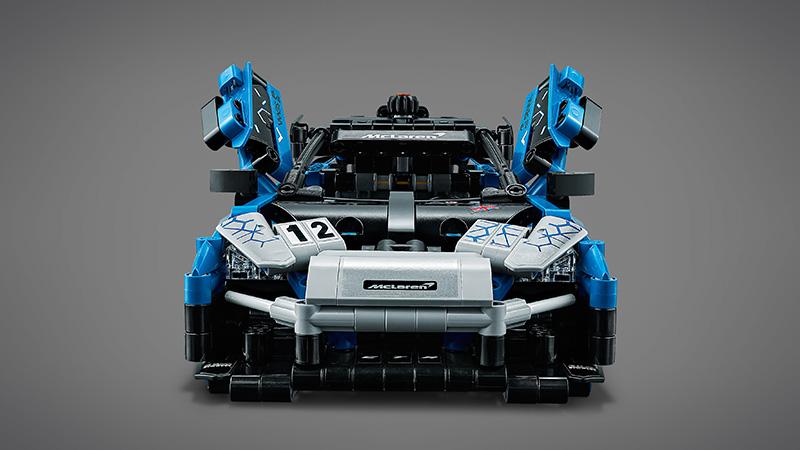 LEGO Technic McLaren Senna GTR frontal
