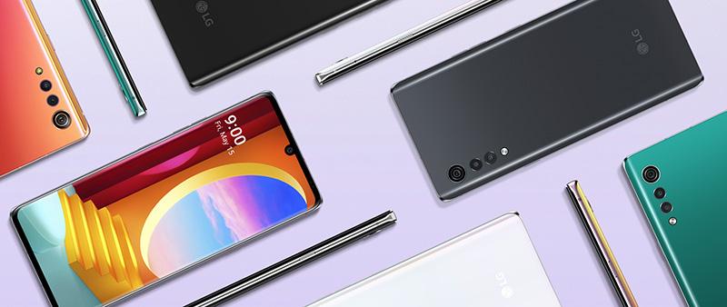 LG Buen Fin 2020 LG Velvet