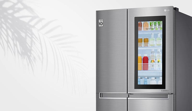 LG Buen Fin 2020 refrigadores