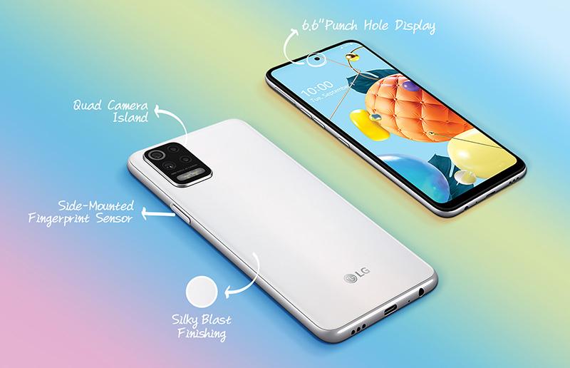 LG K62 especificaciones