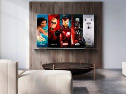LG OLED 2020 Disney Plus
