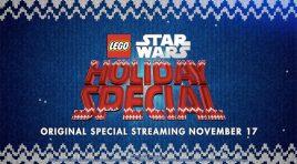 LEGO Star Wars Holiday Special presenta su primer avance