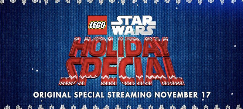 Lego Star Wars Holiday Special logo