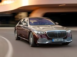 Mercedes-Maybach Clase S 2021 frente