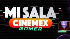 Renta una sala de Cinemex para jugar con tus amigos