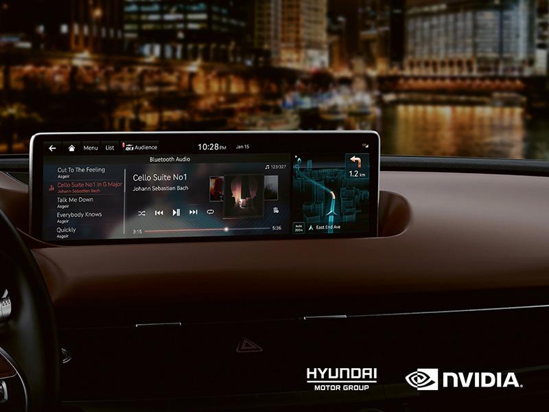 NVIDIA DRIVE Hyundai
