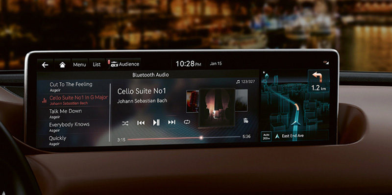 NVIDIA DRIVE será el sistema en los autos de Hyundai Motor Group