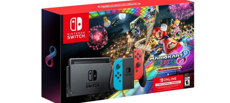 Nintendo Switch Mario Kart 8 Deluxe Nintendo Switch Online