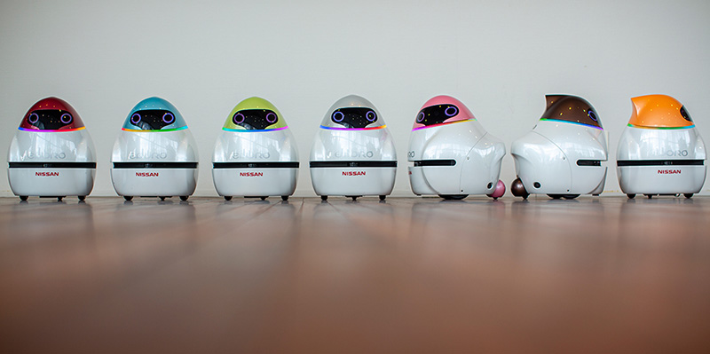 Nissan Eporo robot