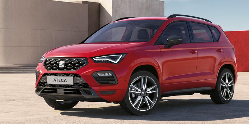 El nuevo SEAT Ateca 2021 llega a México; precios y versiones