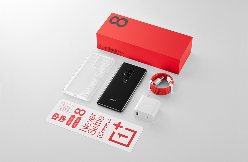 OnePlus 8 Pro caja